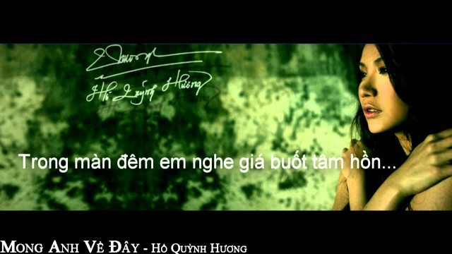 Mong anh về đây – Hồ Quỳnh Hương
