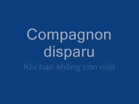 Enrico Macias – Compagnon disparu (SONG NGỮ PHÁP | VIỆT)